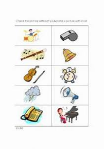 English worksheets: Soft And Loud Sound