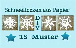 Sterne Aus Papier Schneiden : schneeflocken aus papier schneiden youtube ~ Watch28wear.com Haus und Dekorationen