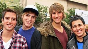 The Latest Big Time Rush Reunion Will Put A Huge Smile On