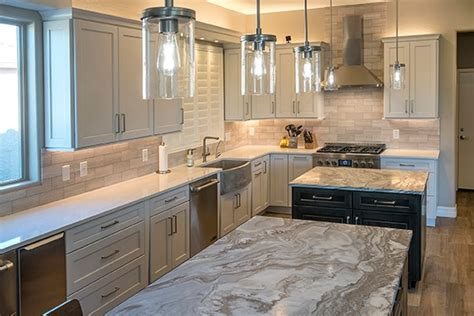 New Trends In Kitchen Countertops by 5 Trends In Kitchen Countertops Interior Innovations