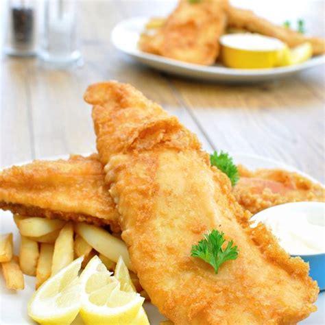 journal de cuisine recette fish and chips anglais