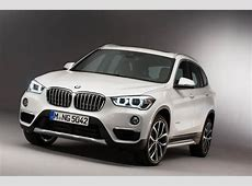 2015 BMW X1 unveiled new pictures, pricing Autocar