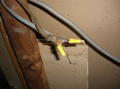 finding flying splices ecn electrical forums