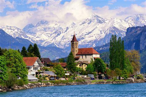 Switzerland Snow Capped Wonderland Travelalerts