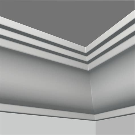 Polyurethane Crown Molding by Polyurethane Plain Door Crown Moulding Simple Crown