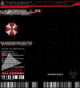 Umbrella Corp.Theme by Morrissey666 on DeviantArt