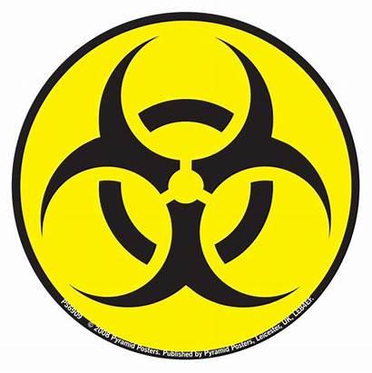 Hazardous Clipart Toxic Waste Symbol Biohazard Symbols