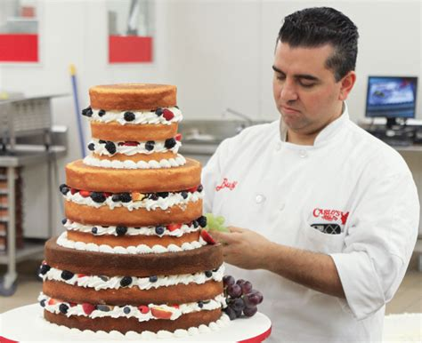 Cake Boss Buddy Valastro Coming To Croatia  Croatia Week