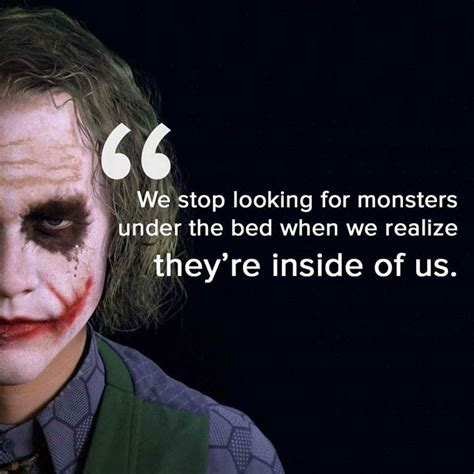 joker quotes pics monster