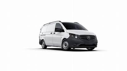 Van Cargo Metris Mercedes Benz Vans Commercial