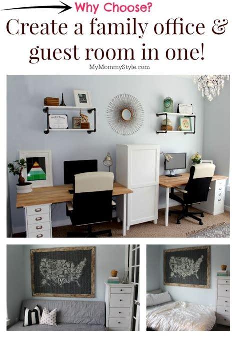 Small Computer Desks Walmart by Best 25 Guest Room Office Ideas On Pinterest Spare