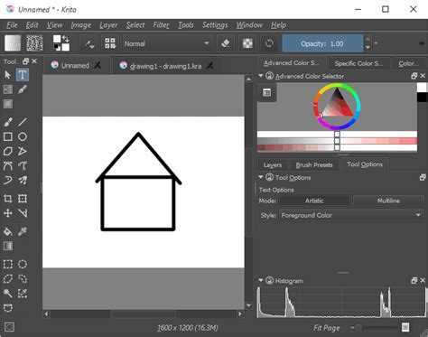 drawing software  windows