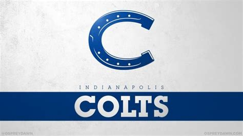 Images Of The Colts Football Team Logo