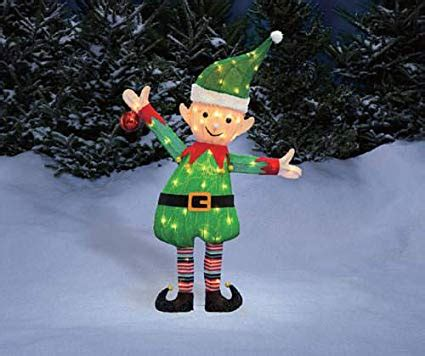 outdoor christmas elf decorations  blog wallpapers