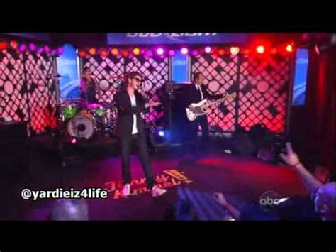 Maybach Music Group Performs Live On Jimmy Kimmel