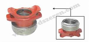 Volvo Fh10 Clutch Release Bearing  Long Type Red  88660001