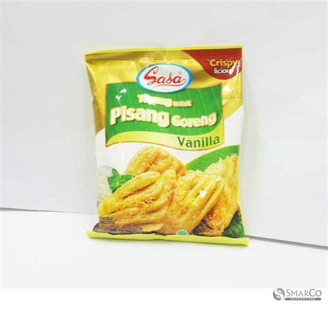 detil produk sasa tepung goreng pisang 225 gr 1014170050063 8992736025162 superstore the smart