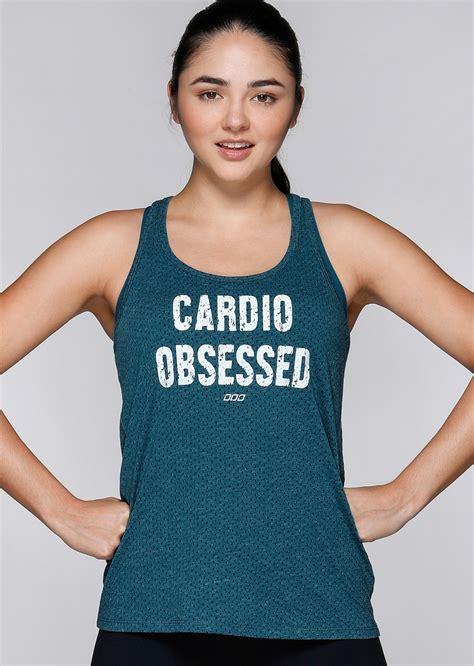 Cardio Obsessed Tank