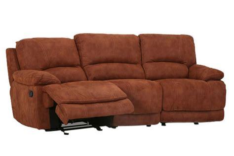 microfiber reclining sofa reclining microfiber sofa furniture acieona microfiber reclining sofa in redroofinnmelvindale