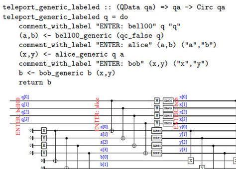 science quipper brings high level programming  quantum