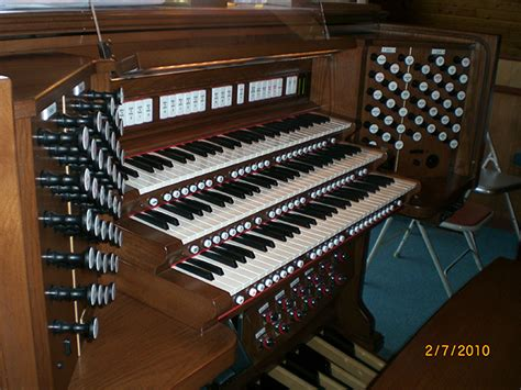 Church Organ Service And Maintenance In Cleveland Oh Ts