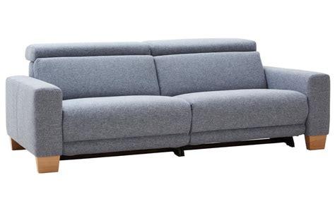 sofa 3 sitzer landhausstil 3 sitzer sofa natura maryland in blau 538700105 5 tegro