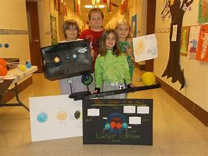 The Solar System Project For Elementary Students (page 4 ...