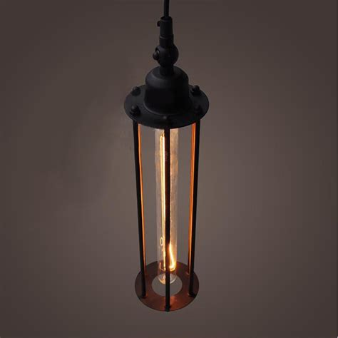 personality american vintage wrought iron pendant lights