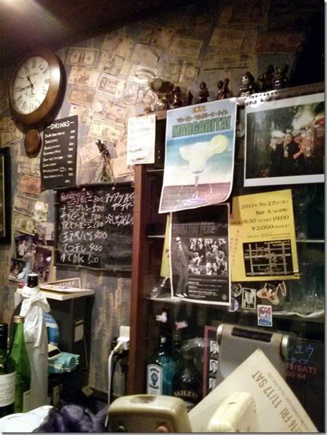 Tiny Bar by Golden Gai Tiny Bars Area Shinjuku Tokyo