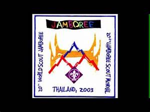 Glory Jamboree (World Scout in Thailand 2003 ) - YouTube
