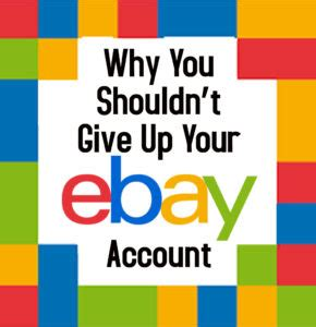 why you shouldn t give up your ebay account time fba