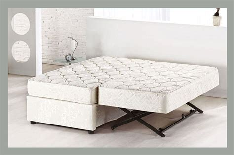 platform bed with pop up trundle home delightful