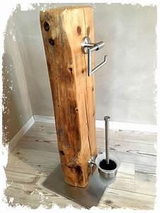 Wc Papierhalter Stehend : wc garnitur wc set b rsten halter klopapierhalte fachwerkh user schleifen und stehen ~ Whattoseeinmadrid.com Haus und Dekorationen
