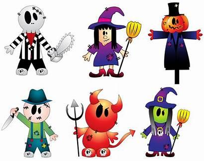 Creepy Clipart Circus Halloween Cliparts Transparent Clip