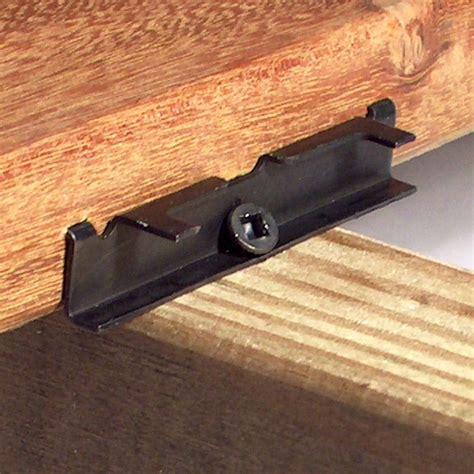 Deck Fasteners For Wood by Choosing Deck Fasteners Connectors Buildingadvisor
