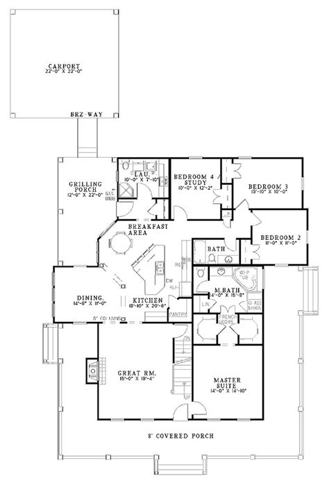 floor plans aflfpw  story farmhouse home   bedrooms  bathrooms   total