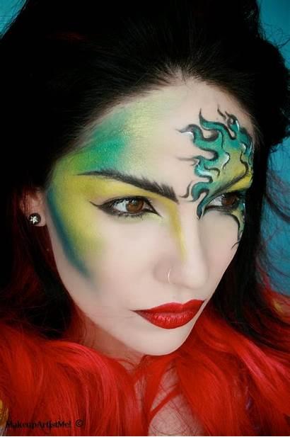 Makeup Artistic Artist Viper
