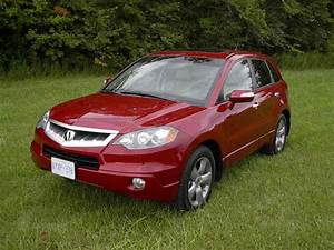 2007 Acura RDX car review @ Top Speed