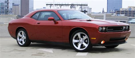 review  dodge challenger rt