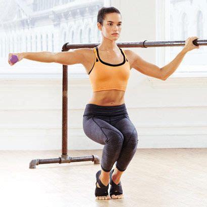 best ballet barre workout best 25 ballet barre workout ideas on ballet