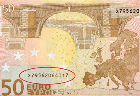 ist dein  euro schein viel mehr wert