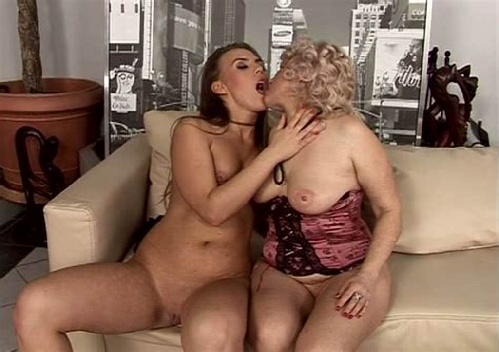 #Mature #Lesbian #Granny #In #A #Hot #Lesbo #Fuck #Clip #Featuring #Young #Brunette #Chick