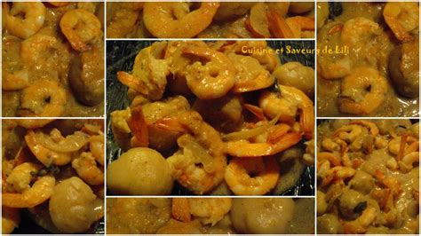 cuisine guyanaise recette dongoué de crevettes au lait de coco cuisine et saveurs de lili