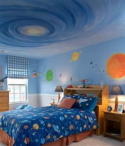 22, Space, Themed, Room, Design, Ideas, For, A, New, Atmosphere, In, Your, Home