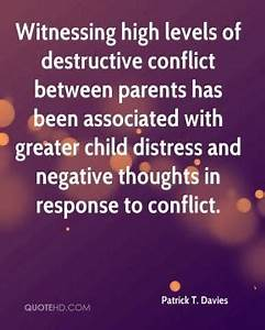 Thoughts Quotes... Destructive Family Quotes