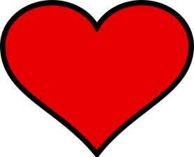Big Heart Template Printable