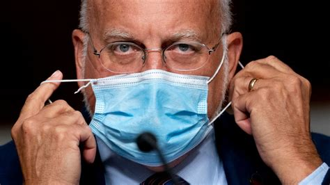 CDC director says masks may do more than vaccine to ...