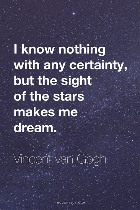Short Quotes About Stars And Dreams