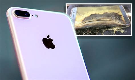 exploding iphone battery iphone 7 sales may top 100 million thanks to galaxy note 7