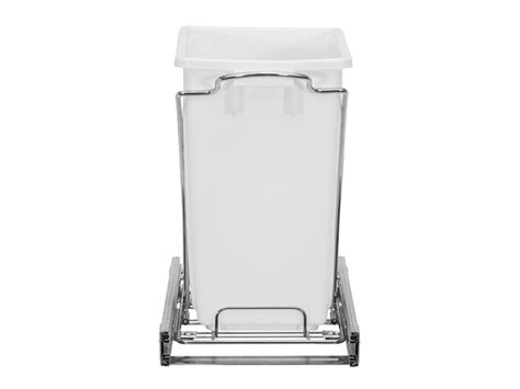 Kitchen Trash Can Caddy by Cabinet Trash Can Caddy 5 Gallon